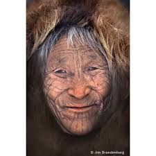 inuit portrait ile ilgili görsel sonucu