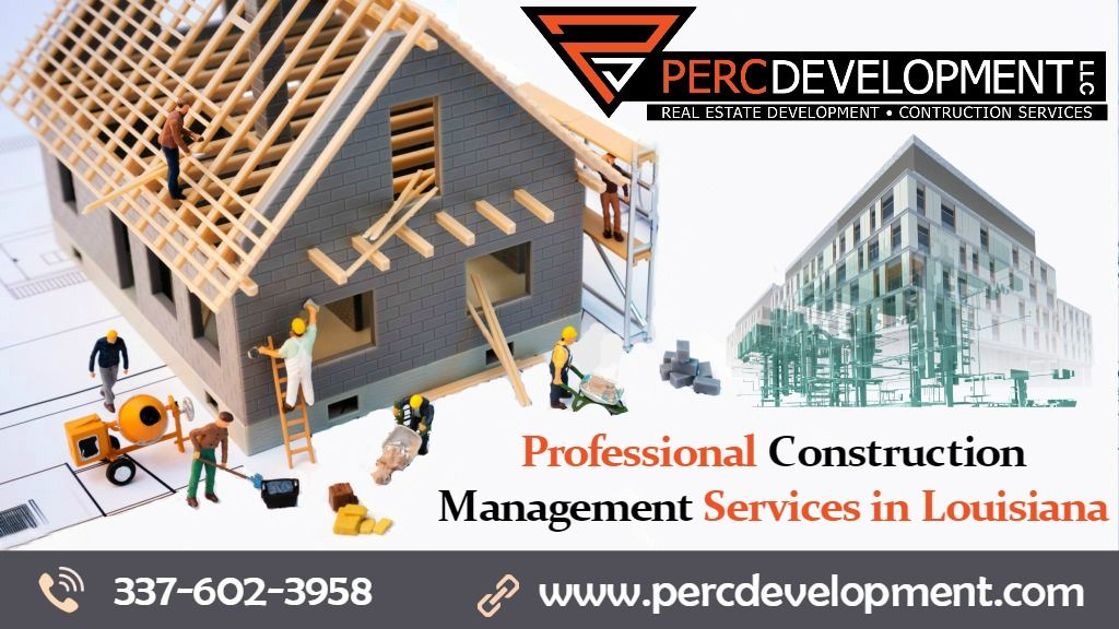 Professional Construction Management in Lake Charles