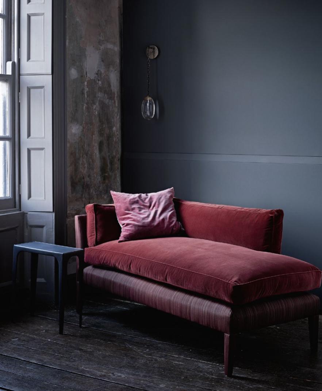 Ochre Velvet Colours Colorful Interiors Pink