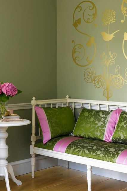 Designers Guild Wall Stickers Living Room