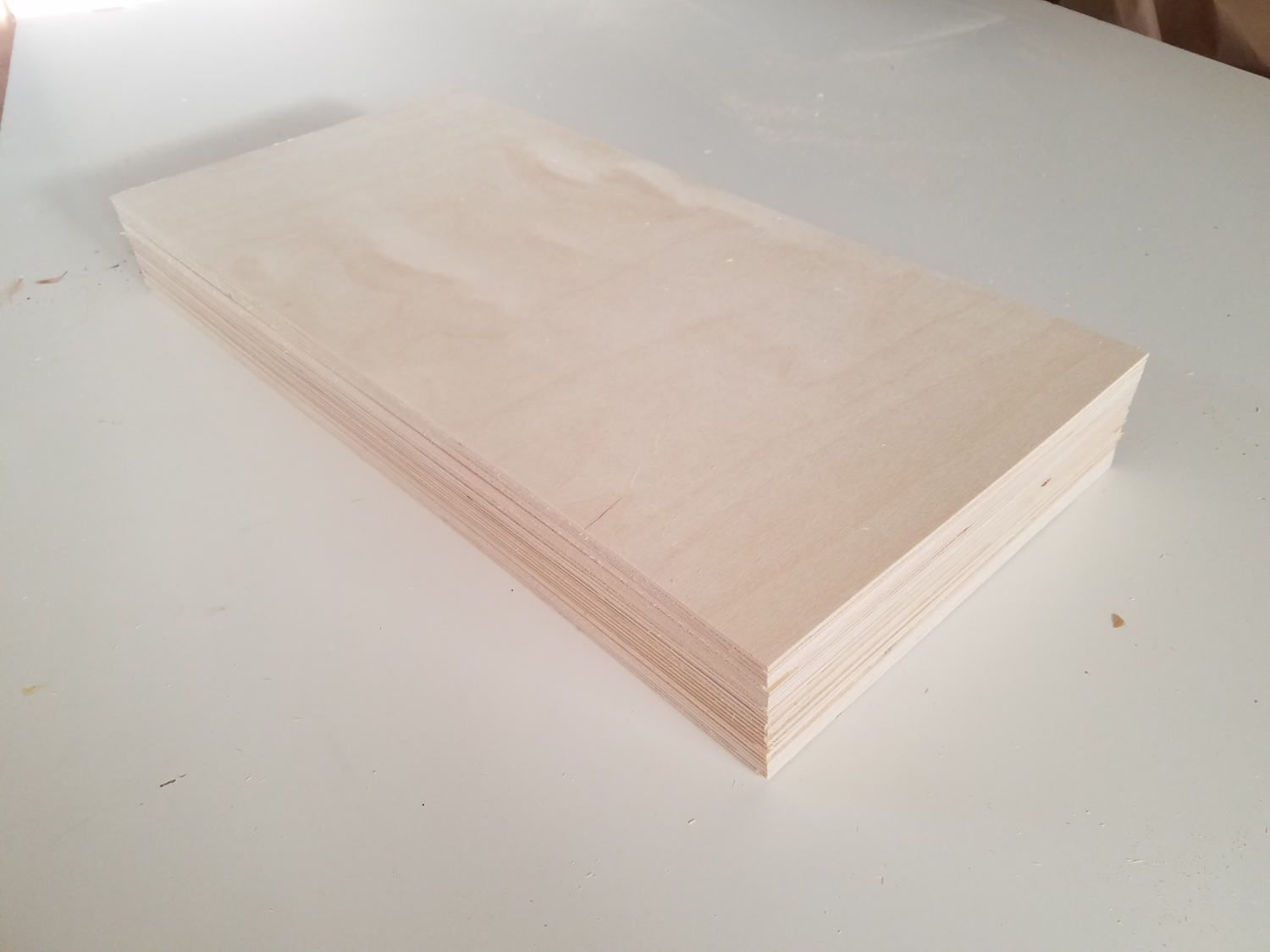 1 8 3mm Baltic Birch Plywood Sheets 24x12 24 Sheets By Americanlasersupply On Etsy Baltic Birch Plywood La Baltic Birch Plywood Birch Plywood Baltic Birch