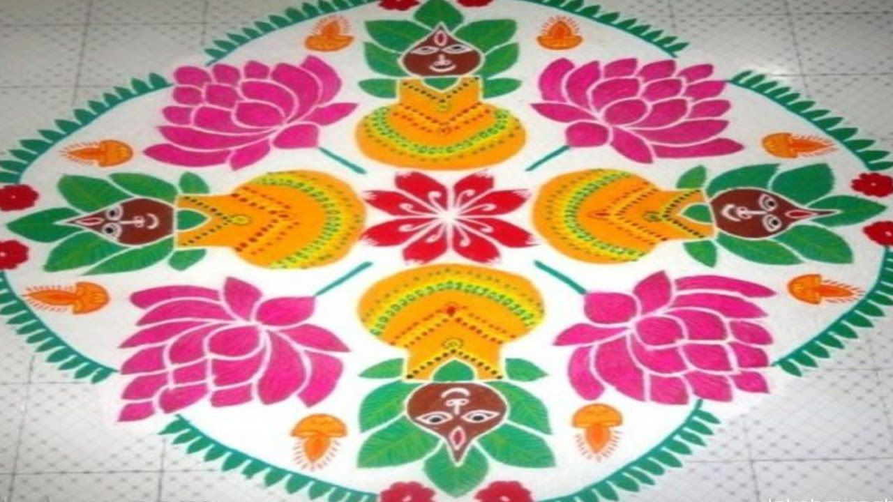 rangoli designs video  rangoli designs video free download