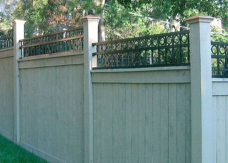 St Louis Fence Contractors Vinyl Fencing Wood Fence Ornamental Ironwork Swimming Pool
