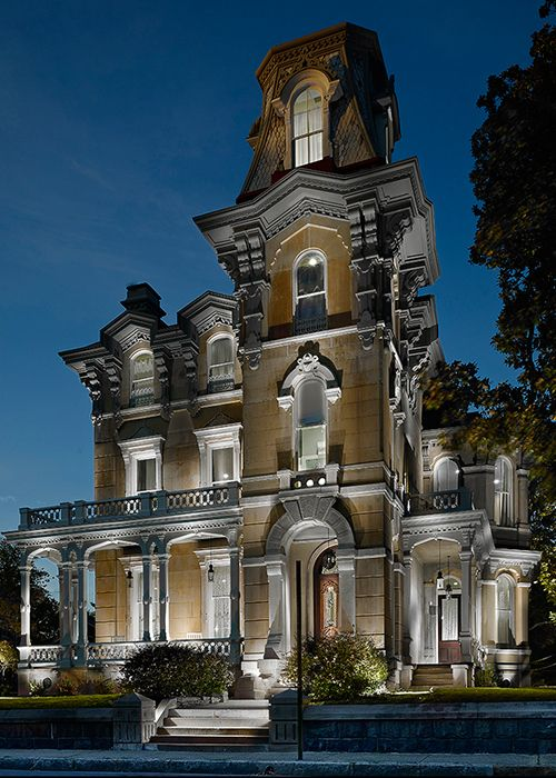 James Lee House In Memphis Tn Built 1848