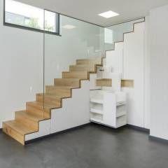Treppenhausbeleuchtung moderne treppenhausbeleuchtung  Flur, Diele und Treppenhau: Einrichtung, Ideen und Bilder | Flure ...