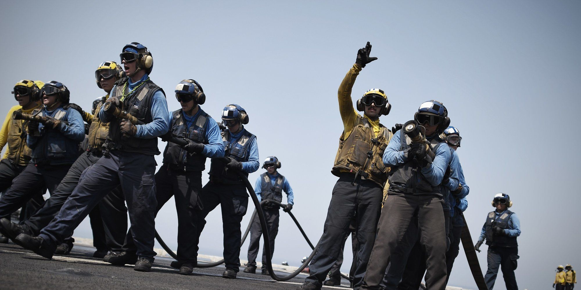 Navy: More Than 130,000 Sailors Hacked