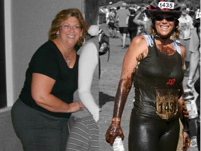 """Jennifer Martin is a a CPA who has lost over 100 pounds and has reaped the benefits of being in shape... both in her personal life and in her business.  Now I not only have plenty of energy for my business, but lots left over for weekend 'Iron Man' competitions!""""  See how Jennifer did it... http://befittorock.blogspot.com"""
