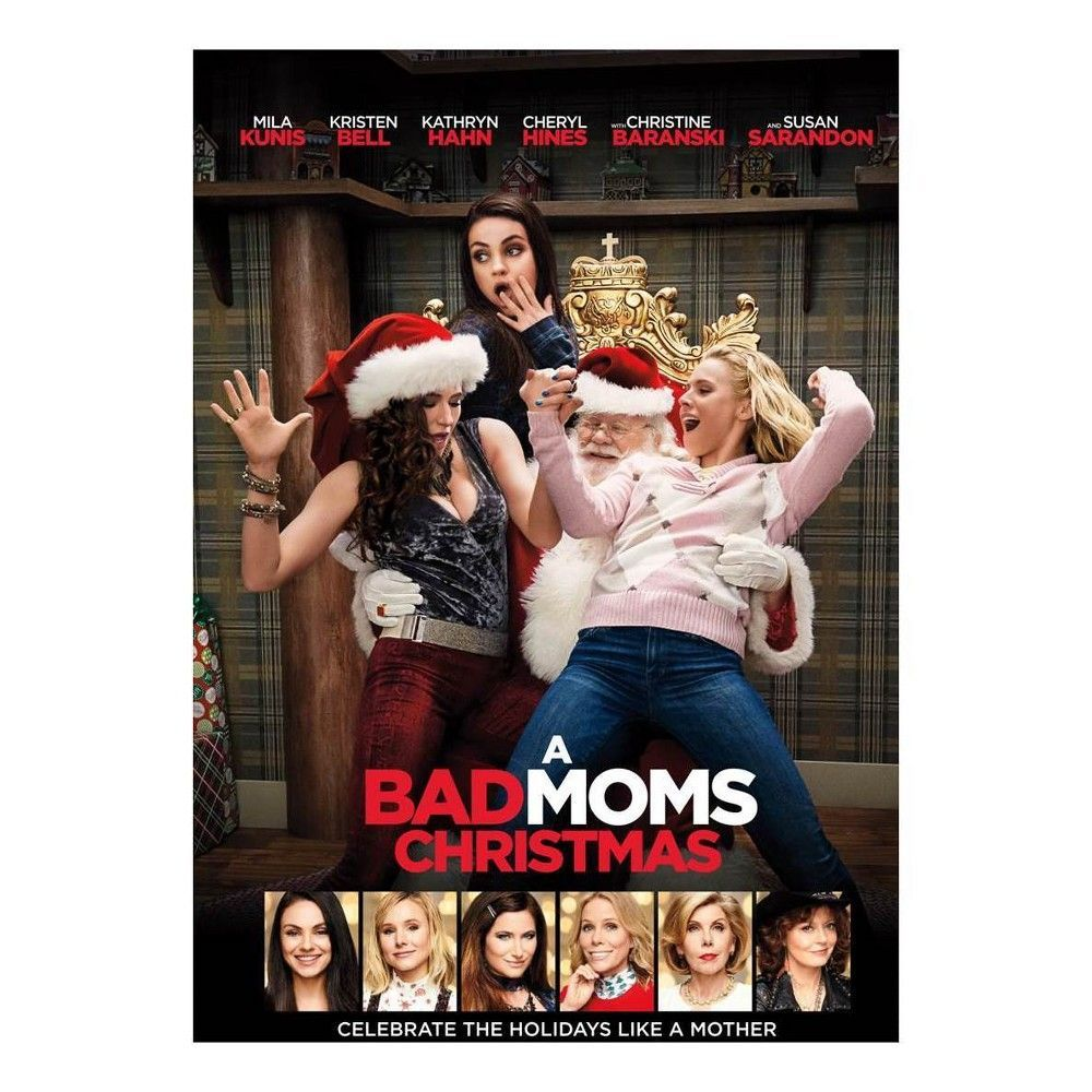 Bad Moms Christmas Dvd Release Date.Pin On Products