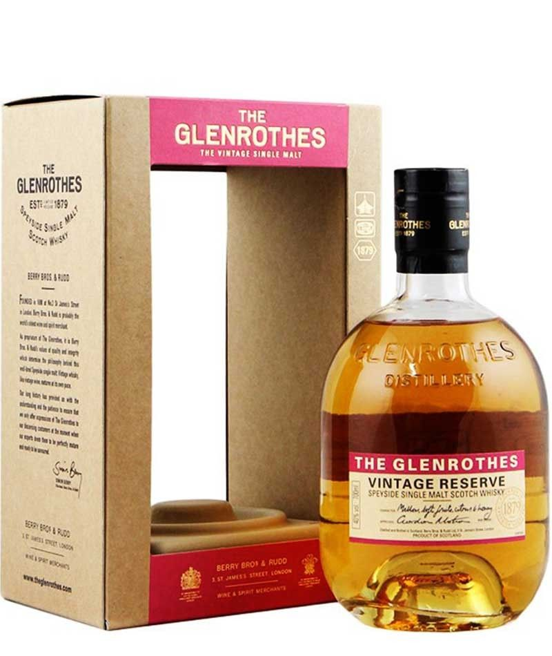 Whisky Glenrothes 12 Anos Single Malt Whisky Malt Whisky Whisky