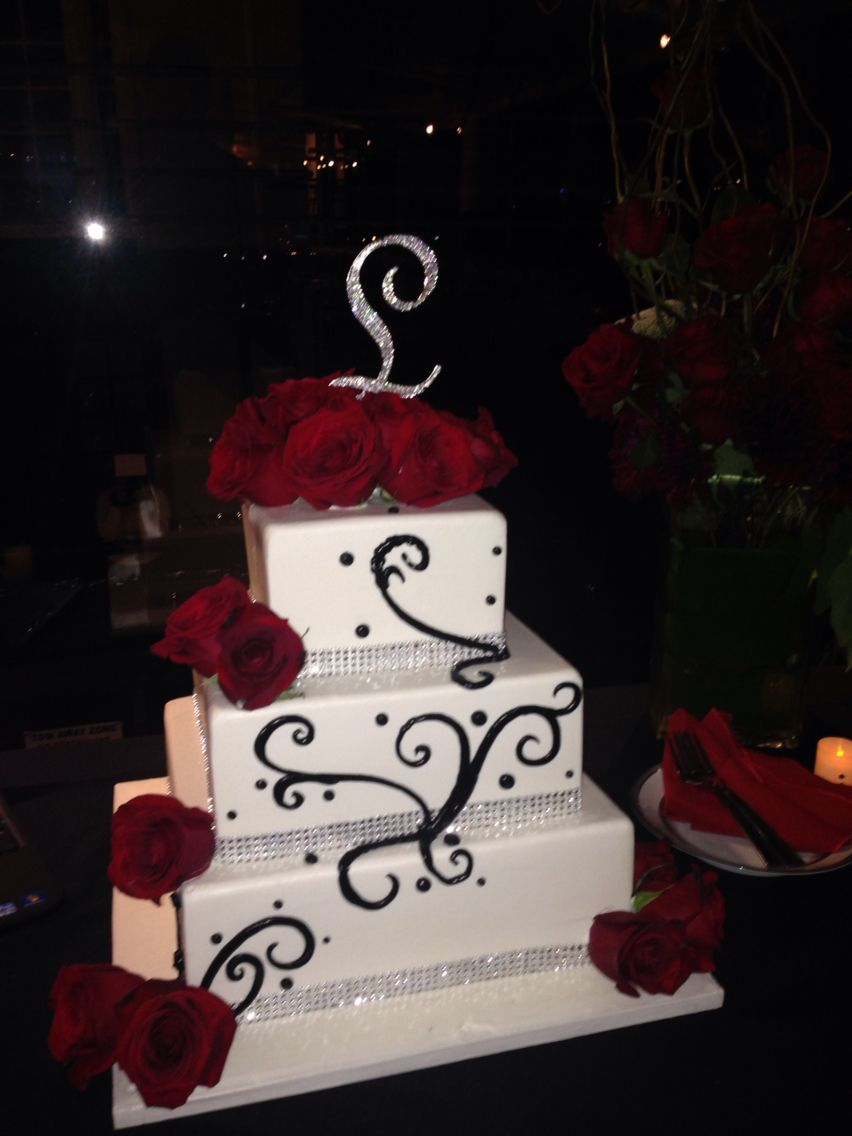50th Birthday Cake. Stunning