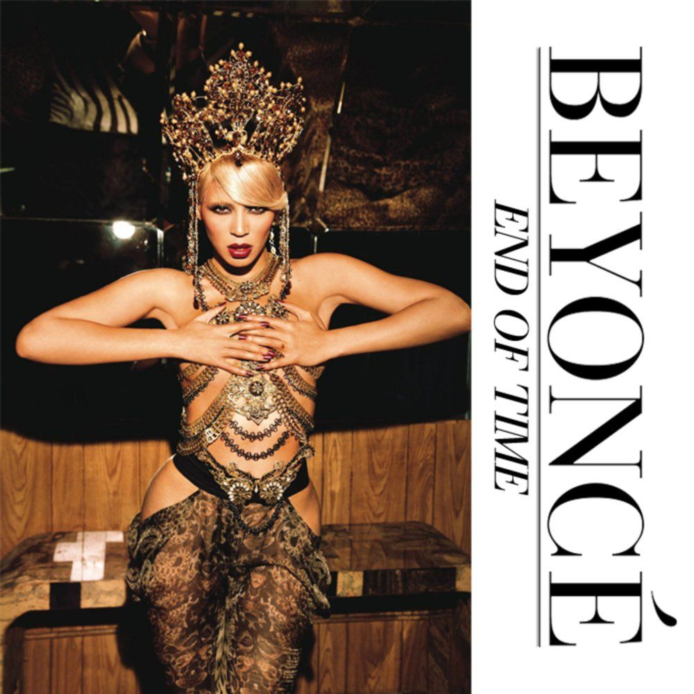 Beyoncé – End of Time (single cover art)