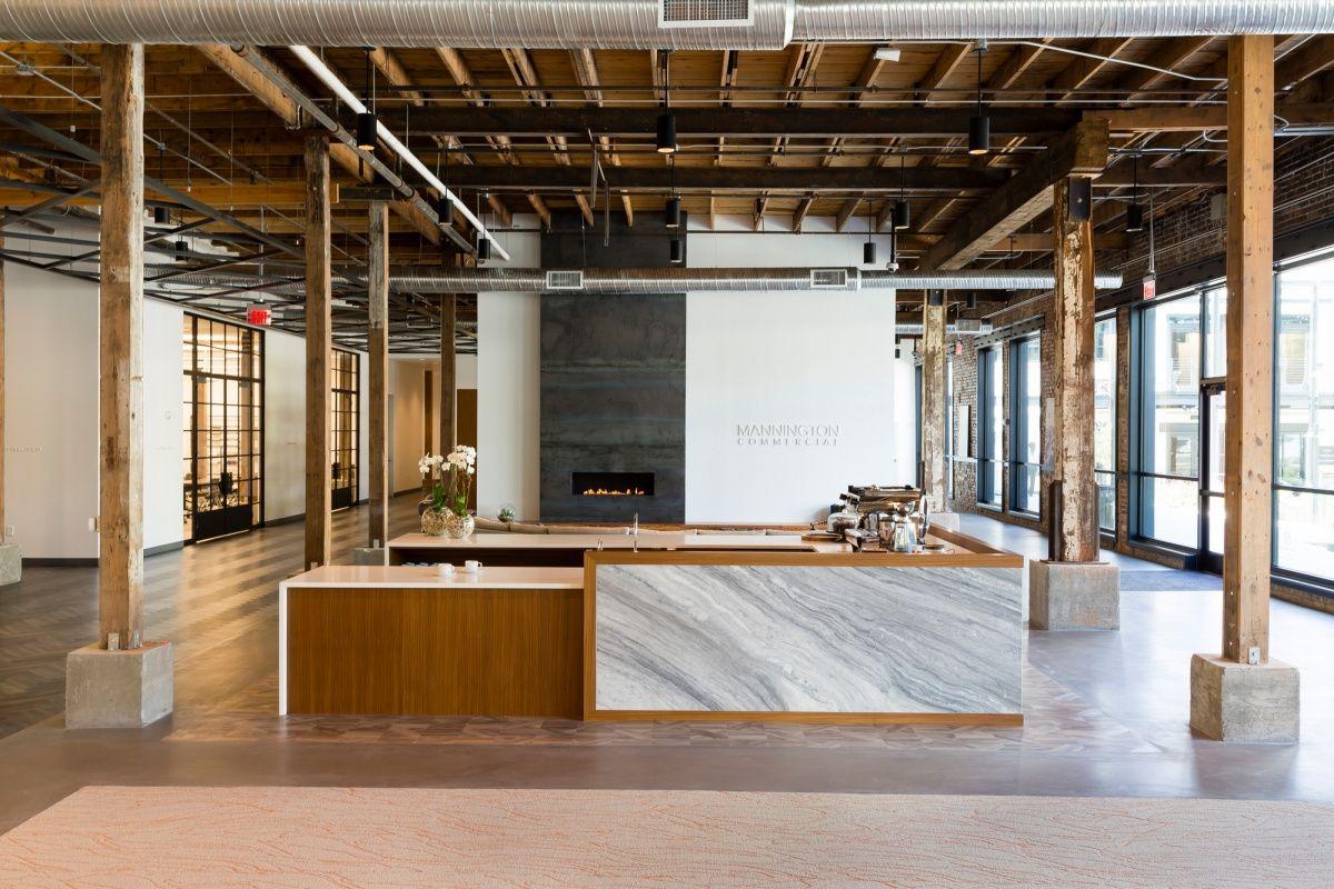Office Tour Mannington Design Center Atlanta Commercial And