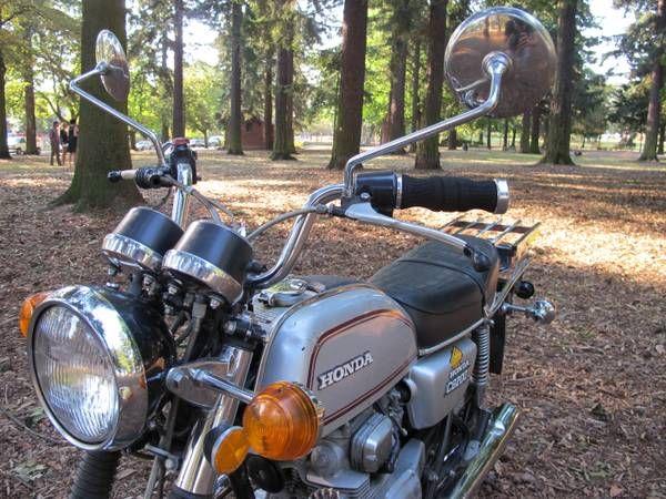 1975 Honda CB200T Honda motorcycles, Honda, Motorcycle