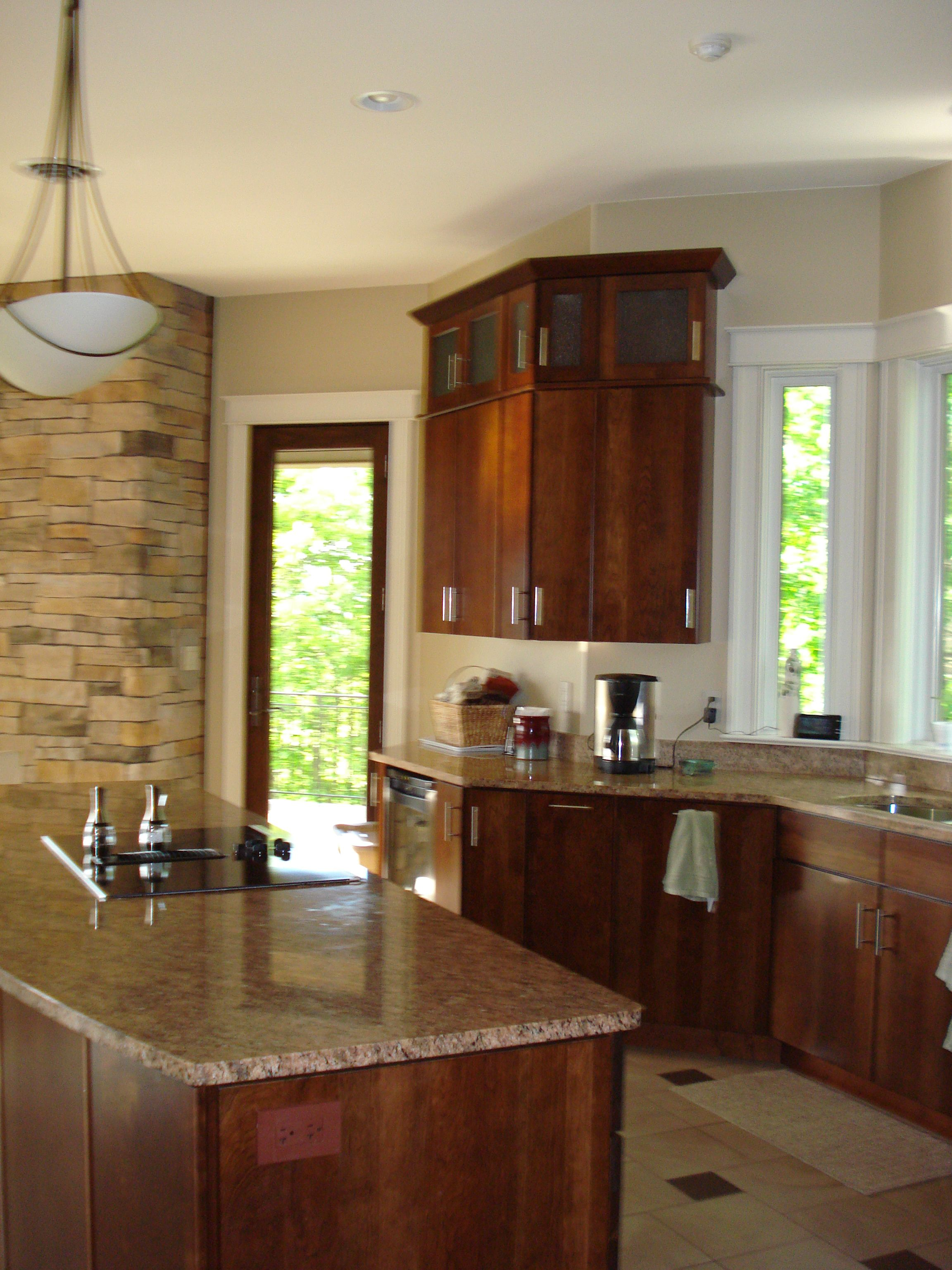 Kitchen Cabinets With Black Trim Dark Cabinets White Trim Real House Projects Kitchen