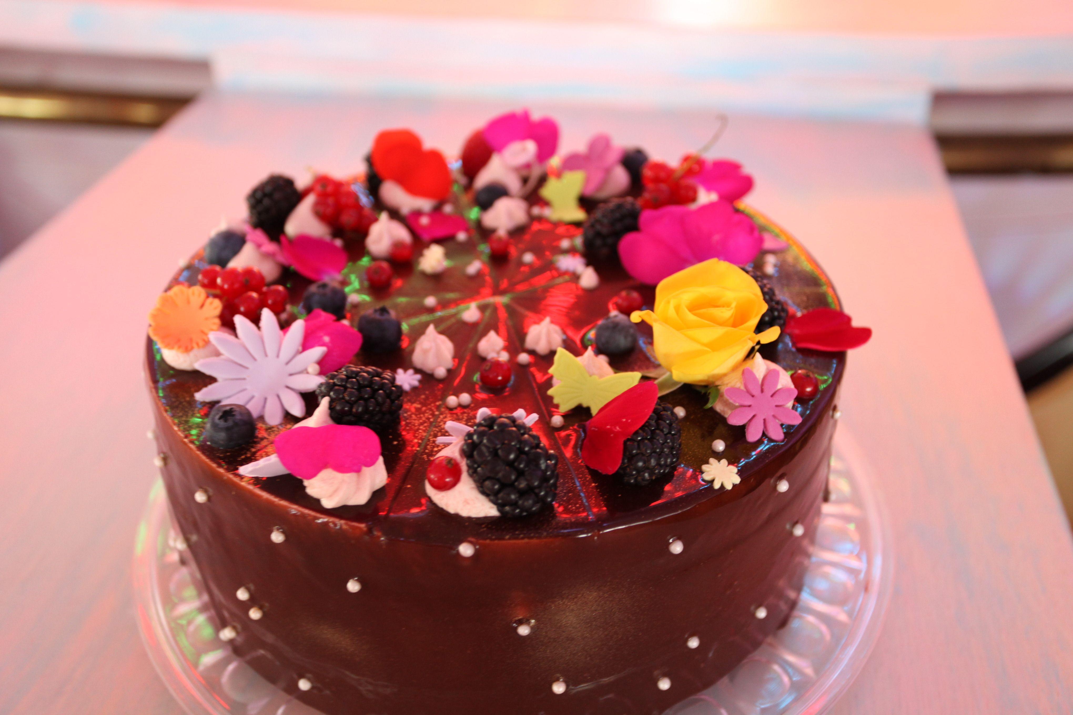 Zucker Suesse Torten Kuchen Und Cupcakes Dazu Noch Ein Klitzer