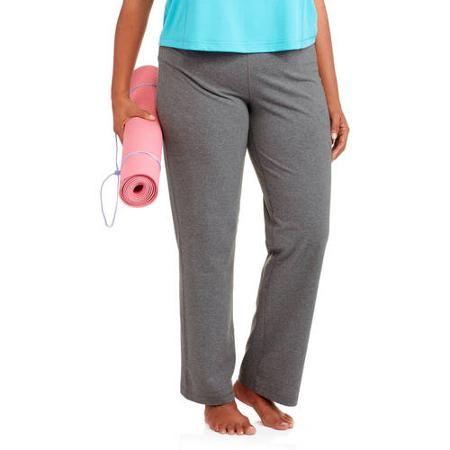 Danskin Now Women's Plus-Size Petite Yoga Pant