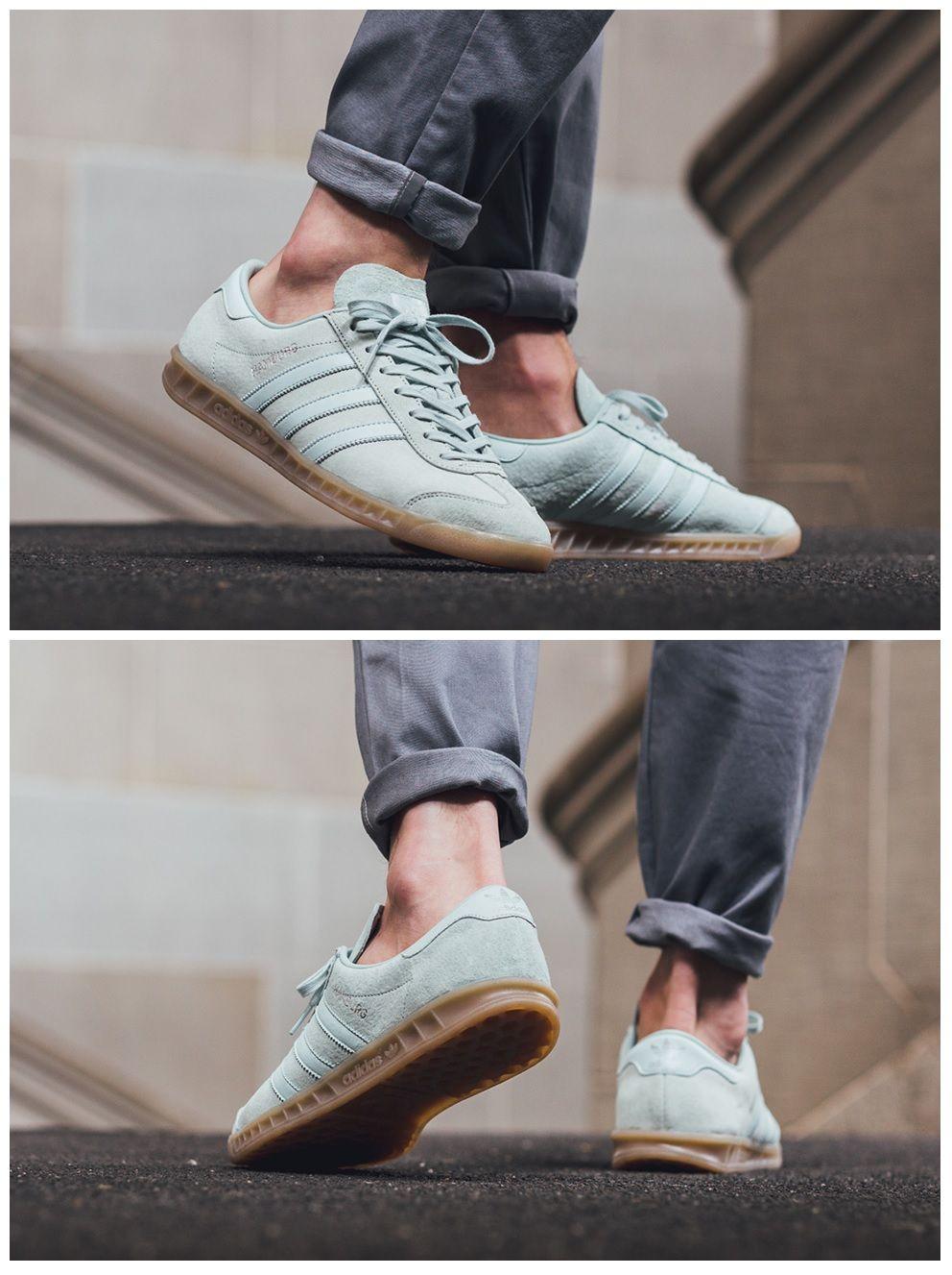 Adidas Hamburg Year Of The Goat : Neue Mode Schuhe Adidas