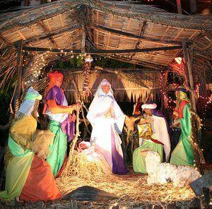 The Belen (Nativity Scene) A Christmas staple in the