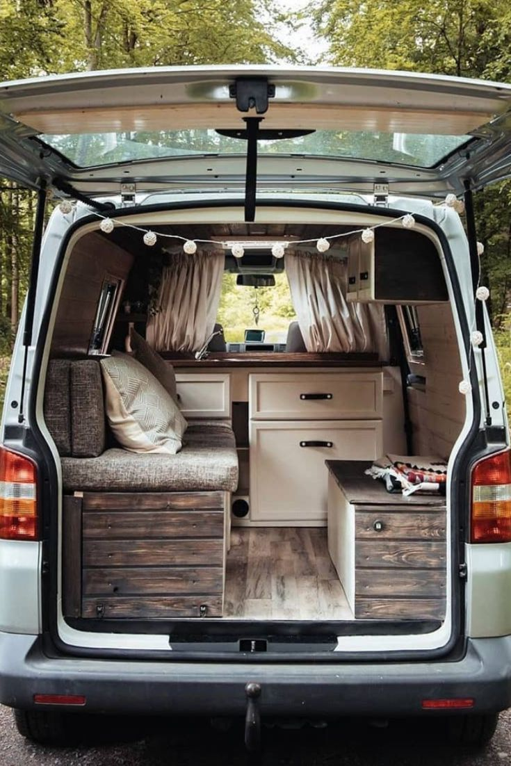 Photo of DIY camper van projects are getting more and more popular. This is great idea wh…