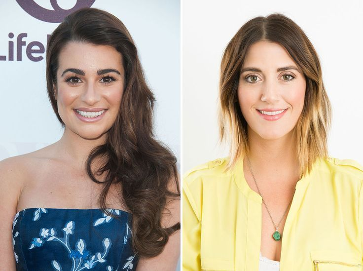 How to DIY Full Natural Brows like Lea Michele #brows #DIY #full #Lea #Michele #natural #natural_brows #naturalbrows