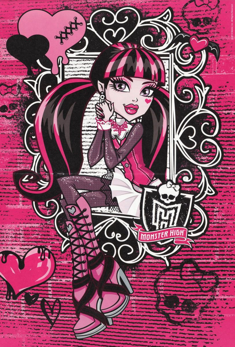 Wallpaper With Images Monster High Characters Monster High