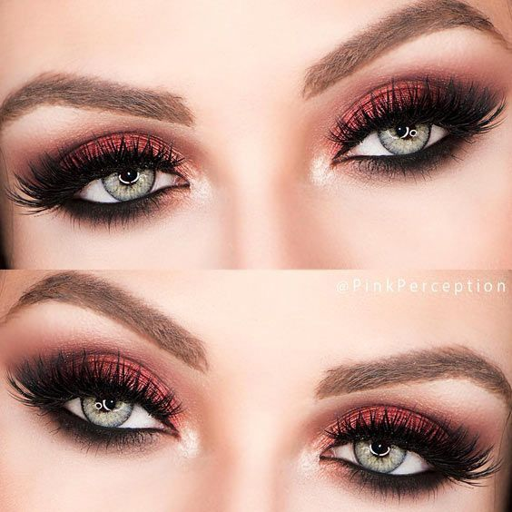 ... Eye Makeup At Home You. 21 Easy Ways How To Do A Smokey Eyes Look
