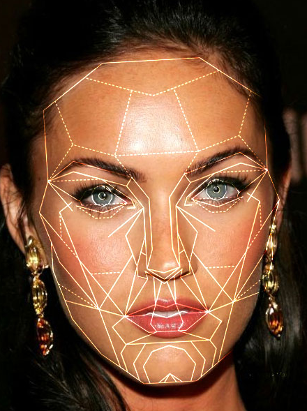 golden ratio face Golden Ratio Face Mask Visual face