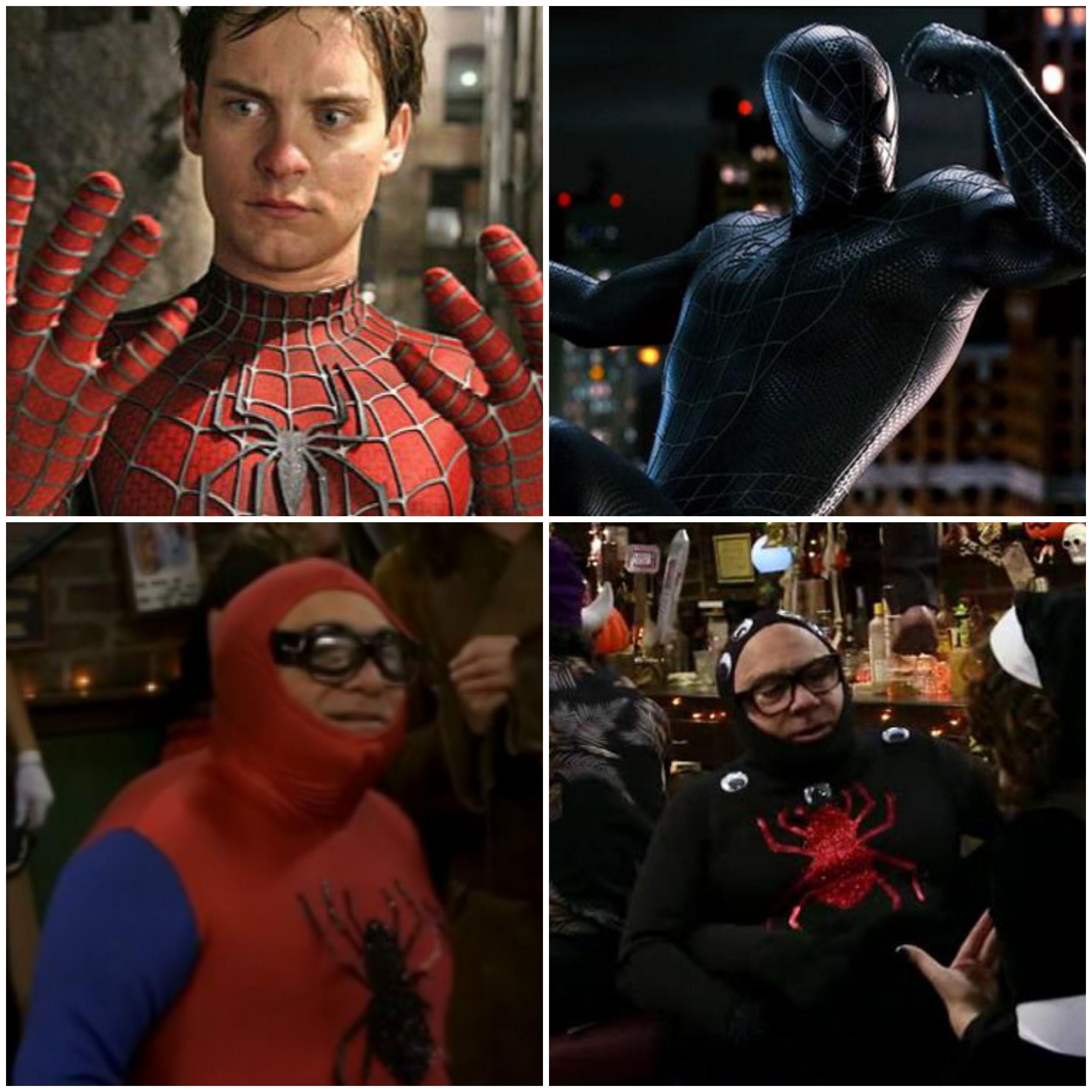 They Re Made Spider Man 3 For More Memes Click On The Image Funny Funnymemes Humour Humor Funny Marvel Memes Spiderman Marvel Memes