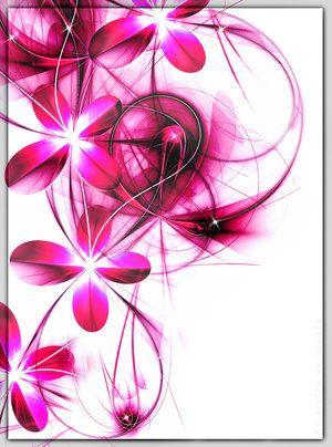 As Pretty as Petals ~ Fractal Art