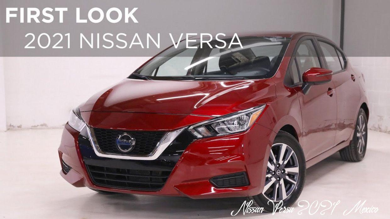 Nissan Versa 2021 Mexico Spy Shoot In 2020 Nissan Versa Nissan Versa