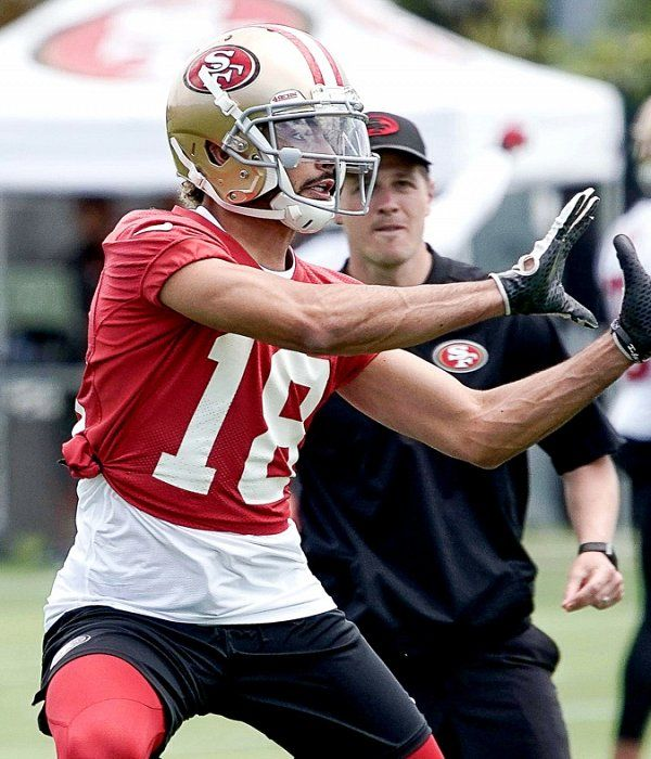 49ers Rookie Dante Pettis Discusses Joint Practice With