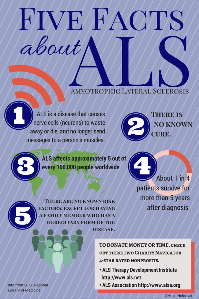 amyotrophic lateral sclerosis essay 4 Amyotrophic lateral sclerosis essays imagine sharp pains shooting through your legs and arms, problems in all of your muscles and knowing that you are going to die soon, at a considerably young age.