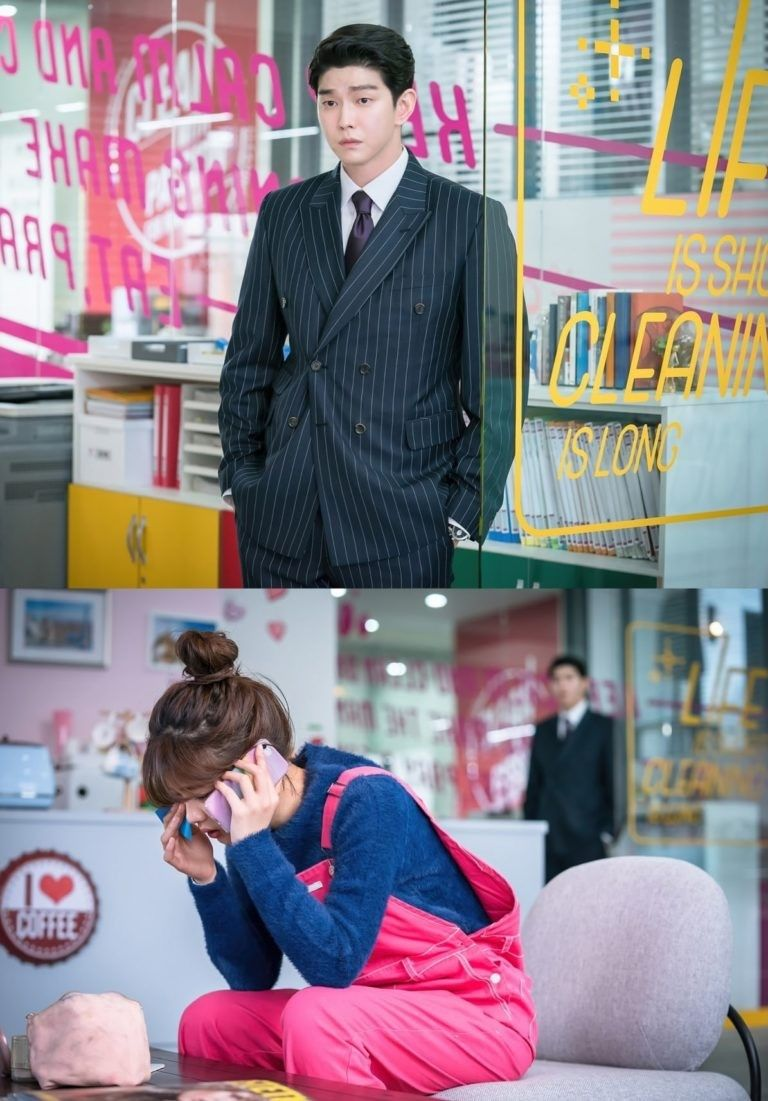 Yoon Kyun Sang and Kim Yoo Jung are unpredictable in the newest