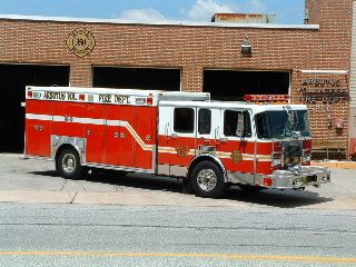 Arbutus Fire Department - Heavy Rescue Squad 354 | Modern ...