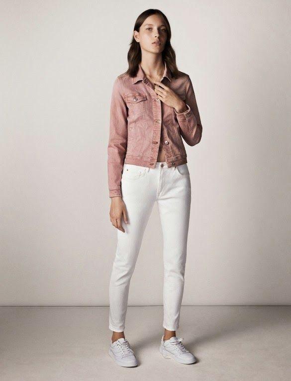 Parisienne: Cropped Skinny Jeans
