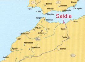 saidia mapa Saidia | Marokko Saidia/Oujda/Berkane | Pinterest saidia mapa