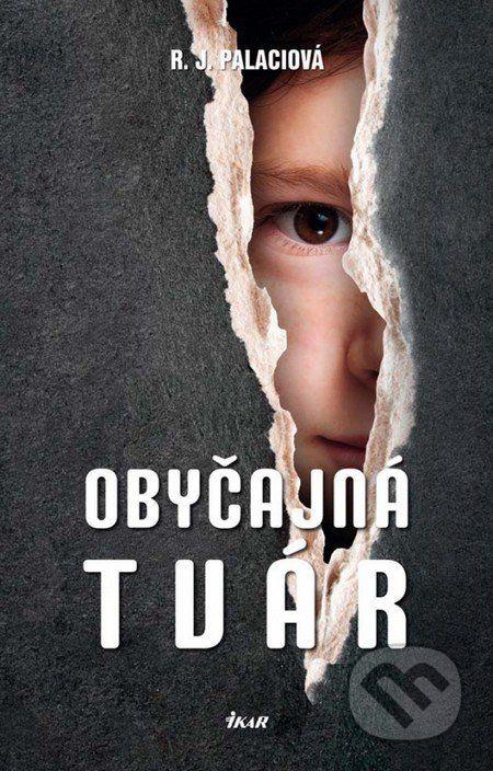 Martinus.sk > Knihy: Obyčajná tvár (R.J. Palaciová)