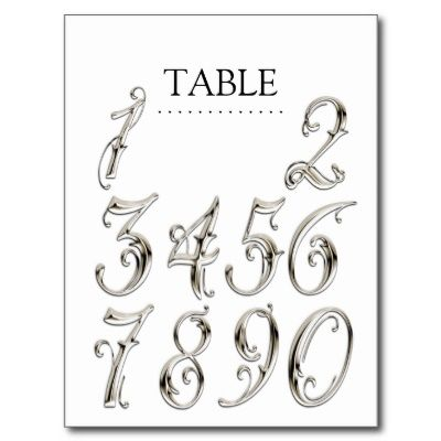 Fancy Number Fonts | fancy number fonts free image search results ...