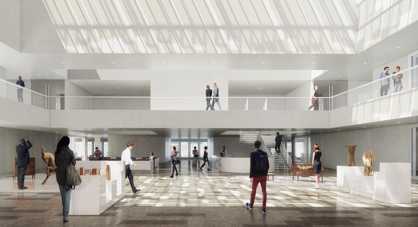 A New Multipurpose Facility For Lille Breaks Ground In France