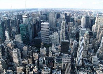 New York in my camera.