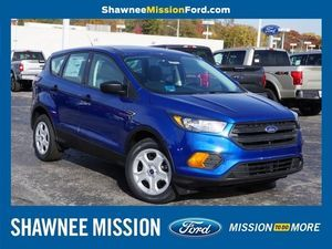 Ford Dealership Kansas City >> 2018 Lightning Blue Ford Escape S 00058507 Places To Go In