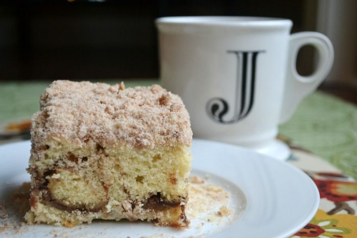 Best Coffee Cake Recipe King Arthur Flour: Cinnamon Swirl Coffee Cake From King Arthur Flour Via