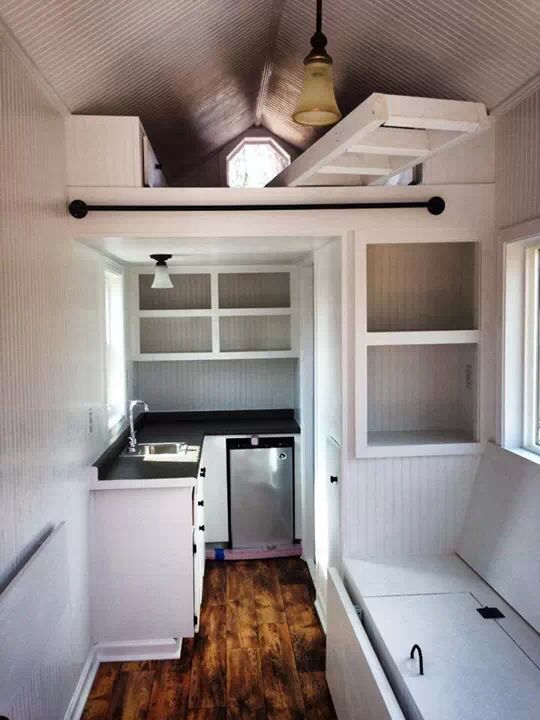 Pin By Karen Drimer On Tiny House On A Trailer Tiny House Design Tiny House Trailer Tiny House Inspiration
