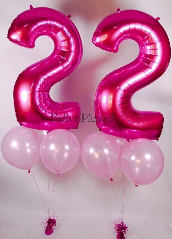 ballonnen 22 jaar