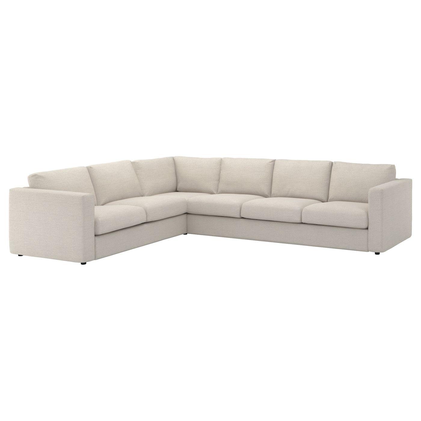 Ikea Us Furniture And Home Furnishings Modular Corner Sofa Ikea Vimle Fabric Sofa