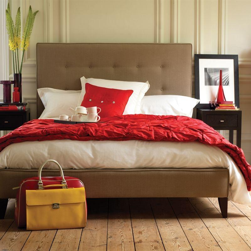 Manhattan Bespoke Bedstead · Romantic BedsBedroom FurnitureBedroom ...