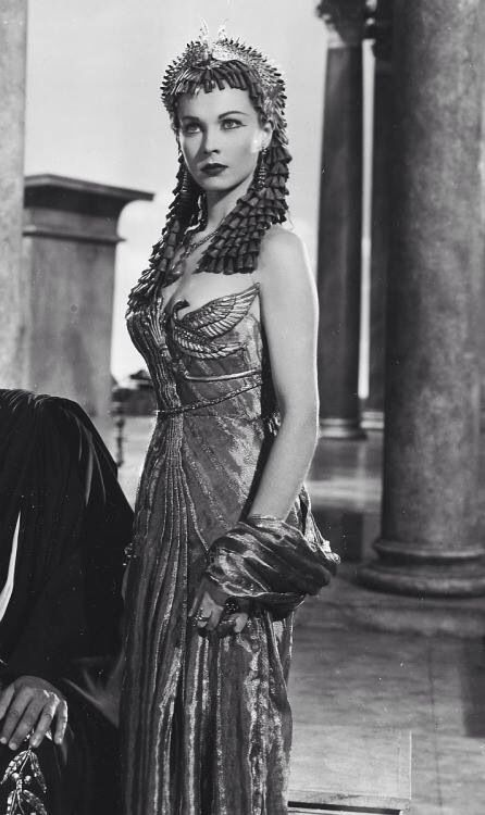 Vivien Leigh in Caesar and Cleopatra, 1945