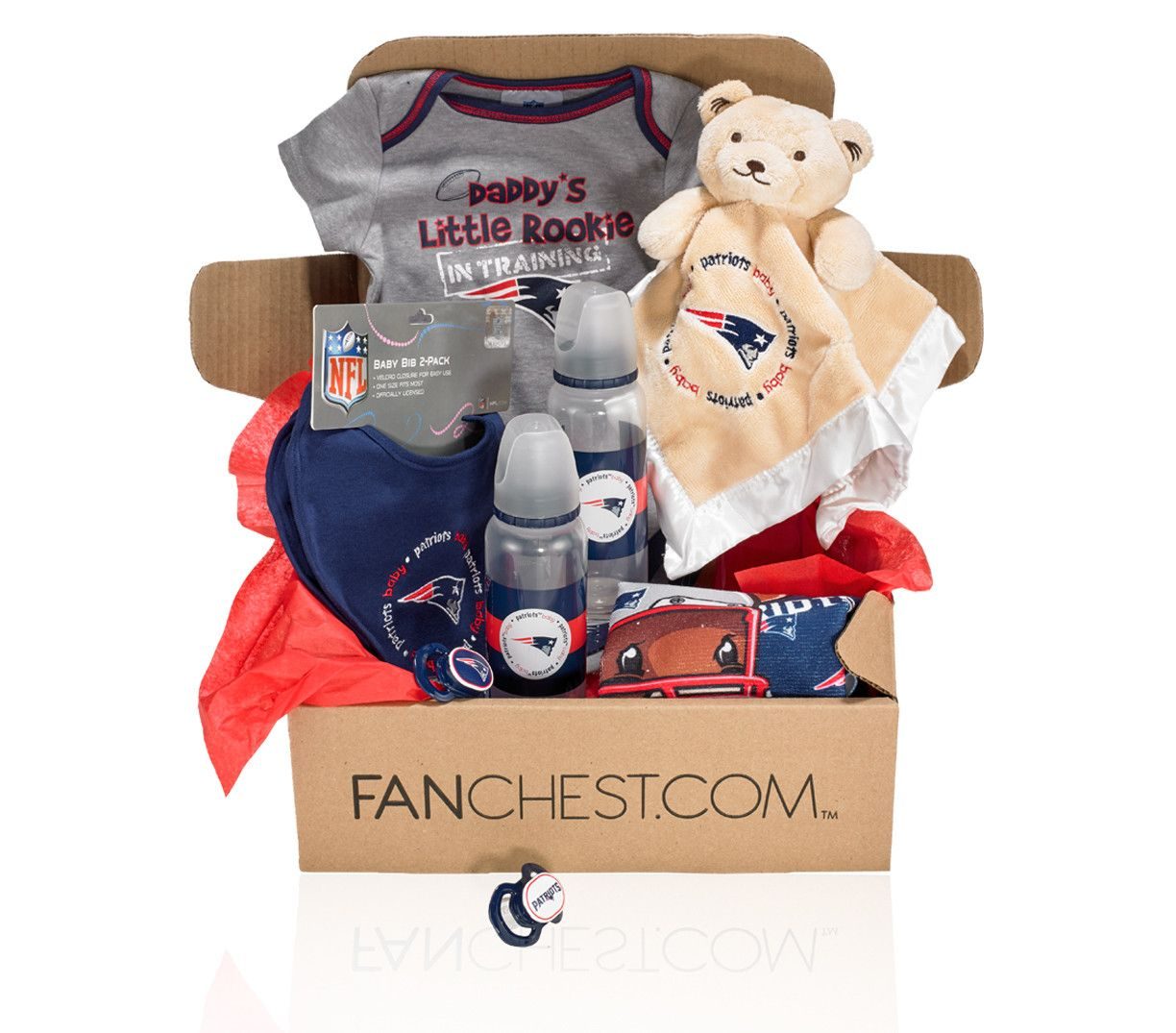 New England Patriots Baby FANCHEST I - Baby - 3 Months  958d4302c