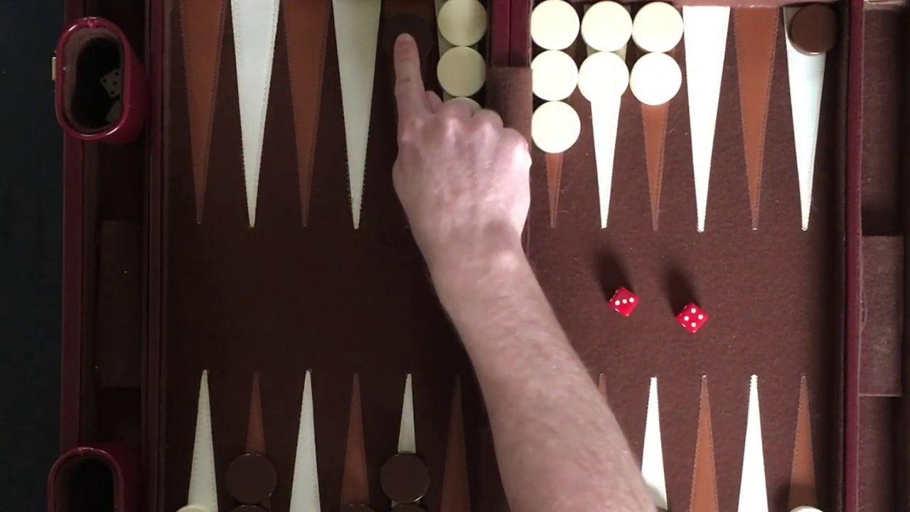Beginner Tutorial How To Play Backgammon Backgammon