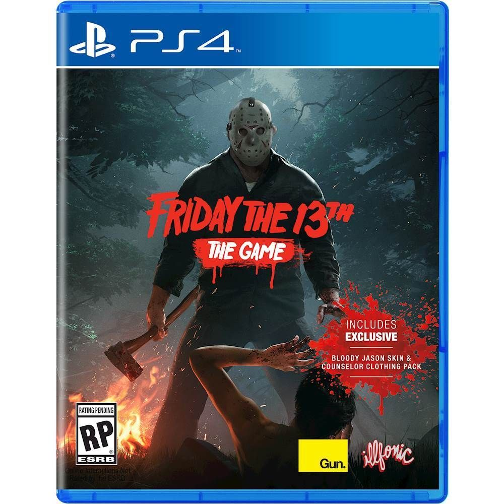 How To Get Friday The 13th Game Xbox One Free